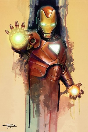 """ I Am Iron Man"""